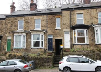 Thumbnail 5 bed terraced house for sale in Ecclesall Road, Sheffield