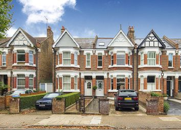 Thumbnail 4 bed terraced house for sale in Chevening Road, London