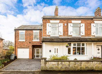 Thumbnail 4 bedroom semi-detached house for sale in Moorfields, Willaston, Nantwich