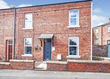 Thumbnail 2 bed end terrace house for sale in Alton Street, Carlisle, Cumbria