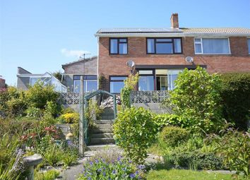 Thumbnail 3 bed semi-detached house for sale in Chafeys Avenue, Weymouth