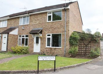 Thumbnail 2 bedroom end terrace house to rent in Knowlands, Highworth, Swindon