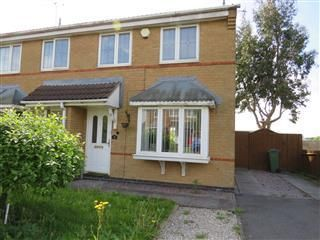 Thumbnail 3 bed semi-detached house to rent in Priestman Road, Thorpe Astley, Leicester