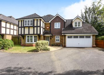 Thumbnail 5 bed detached house to rent in Hazelway Close, Fetcham, Leatherhead