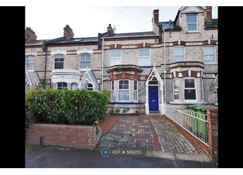 Thumbnail 3 bed terraced house to rent in Okehampton Road, Exeter
