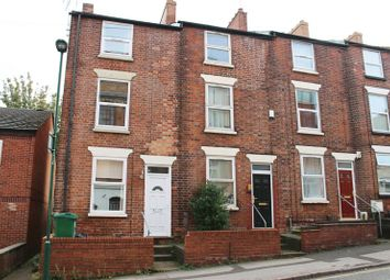 Thumbnail 4 bed terraced house to rent in Portland Road, Arboretum, Nottingham