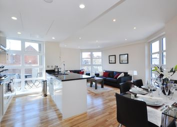 Thumbnail 3 bed flat to rent in Westrovia Court, 5 Moreton Street, London