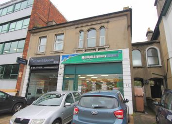 Thumbnail 3 bed maisonette for sale in Manor Road, Wallington