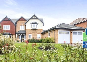 Thumbnail 5 bed detached house for sale in Carey Close, Eastchurch, Sheerness