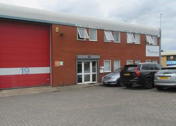 Thumbnail Light industrial to let in 53 Tenter Road, Moulton Park Industrial Estate, Northampton