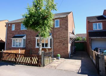 Thumbnail 3 bed semi-detached house for sale in Maryfield Close, Retford