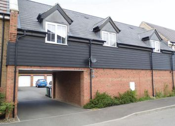 Thumbnail 2 bed flat to rent in Brock Crescent, Bourne