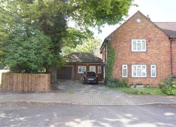 4 bed terraced house for sale in Whitebeam Avenue, Bromley BR2
