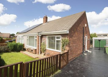 Thumbnail 2 bed semi-detached bungalow for sale in Sycamore Road, Ormesby
