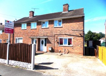 Thumbnail 3 bed semi-detached house for sale in Chiltern Road, Scawthorpe, Doncaster