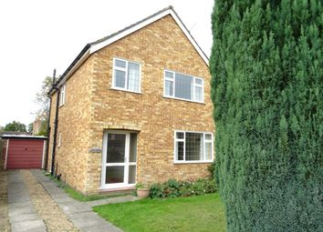 Thumbnail 3 bed detached house for sale in Cobs Way, New Haw