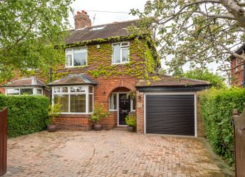Thumbnail 4 bed semi-detached house for sale in Brewery Cottages, New Lane, Huntington, York