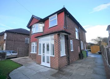 Thumbnail 4 bed detached house for sale in 3 Syddall Avenue, Cheadle