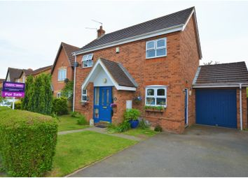 Thumbnail 3 bed detached house for sale in Brunel Drive, Upton Grange, Northampton