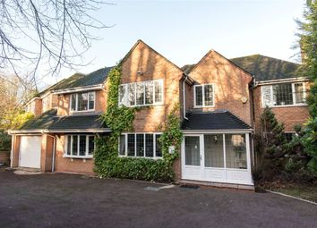 Thumbnail 5 bed detached house for sale in Farquhar Road East, Edgbaston, West Midlands
