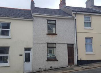 Thumbnail 2 bedroom terraced house for sale in Riga Terrace, Plymouth, Devon