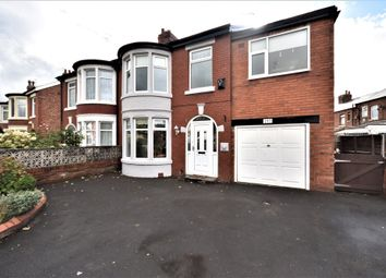 Thumbnail 4 bed semi-detached house to rent in Park Road, Blackpool, Lancashire