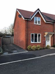 Thumbnail 2 bedroom semi-detached house for sale in 22 Curtis Close, Watchfield, Oxfordshire