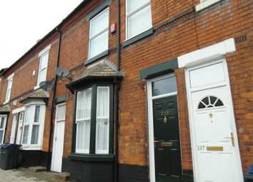 Thumbnail 3 bed semi-detached house to rent in Park Road, Hockley, Birmingham
