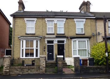 Thumbnail 2 bedroom end terrace house to rent in St. Helens Street, Ipswich