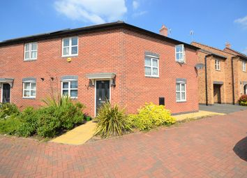 Thumbnail 3 bed semi-detached house for sale in Anglian Way, Stoke Village, Coventry