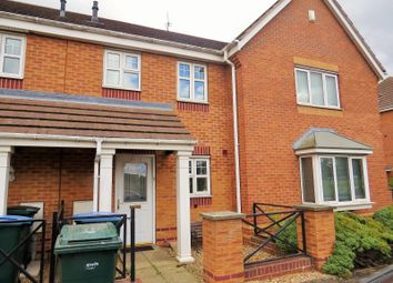 Thumbnail 2 bed terraced house for sale in Alverley Road, Daimler Green, Coventry
