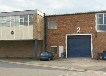 Thumbnail Industrial for sale in Unit 1 And 2, Kelvin Industrial Estate, Long Drive, Greenford, 8Wa, 18, 000 Sq Ft (1, 672 Sq m