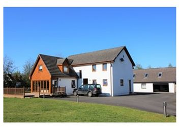 Thumbnail 4 bed detached house for sale in West Harwood Crofts, West Calder