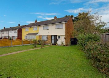 Manor Avenue, Pitsea, Basildon SS13. 3 bed semi-detached house for sale