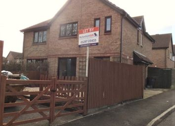 Thumbnail 2 bedroom semi-detached house to rent in Heather Close, Seaton