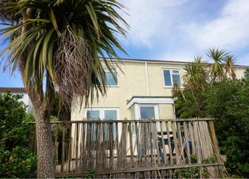 Thumbnail 2 bed semi-detached house for sale in Tredour Road, Newquay