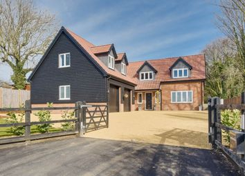 Thumbnail 4 bed detached house for sale in Cambridge Road, Ugley, Bishop's Stortford