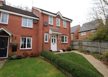 Thumbnail 4 bed end terrace house for sale in Armscote Grove, Hatton Park, Warwick, Warwickshire