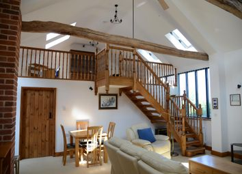 Thumbnail 1 bed barn conversion to rent in High Hill Road, East Ruston, Norwich