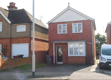 Thumbnail 5 bedroom detached house to rent in Whitley Wood Lane, Reading
