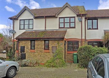 Thumbnail 2 bed terraced house for sale in Burns Close, Horsham, West Sussex