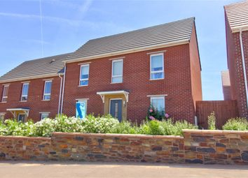 Thumbnail 3 bed semi-detached house for sale in Tithebarn Way, Exeter