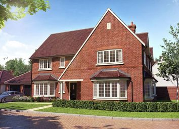 "Thumbnail 5 bed detached house for sale in ""The Swallow"" at Dollicott, Haddenham, Aylesbury"