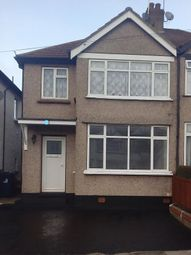 Thumbnail 4 bed semi-detached house for sale in Beresford Avenue, London