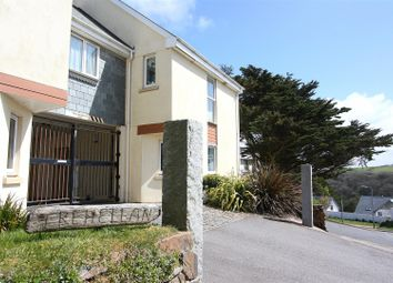Thumbnail 3 bedroom flat for sale in Trehellan Heights, Pentire, Newquay