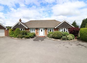 4 bed detached bungalow for sale in Shamblehurst Lane North, Hedge End, Southampton SO32