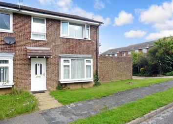 Thumbnail 3 bed end terrace house for sale in Beckett Way, Lewes, East Sussex