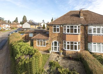 Thumbnail 3 bed semi-detached house for sale in Monument Lane, Chalfont St. Peter, Gerrards Cross, Buckinghamshire