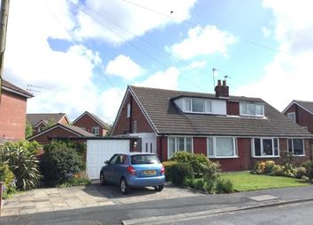 Thumbnail 3 bed semi-detached bungalow for sale in Tennyson Avenue, Warton, Preston