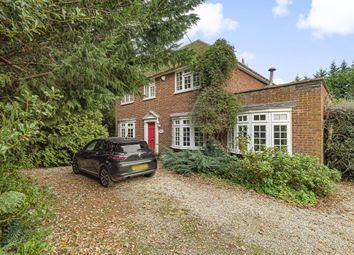 4 bed detached house for sale in Bramley Corner, Bramley, Tadley RG26